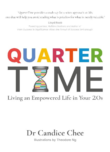 QuarterTime:  Living an Empowered Life in Your 20s