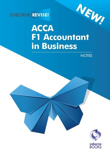 ACCA F1 Accountant in Business (AB)