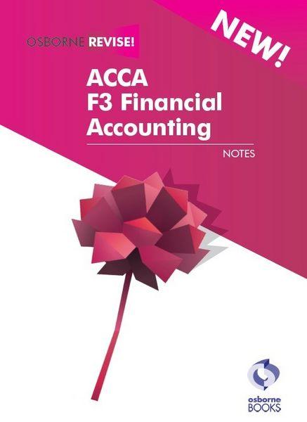 ACCA F3 Financial Accounting (FA)