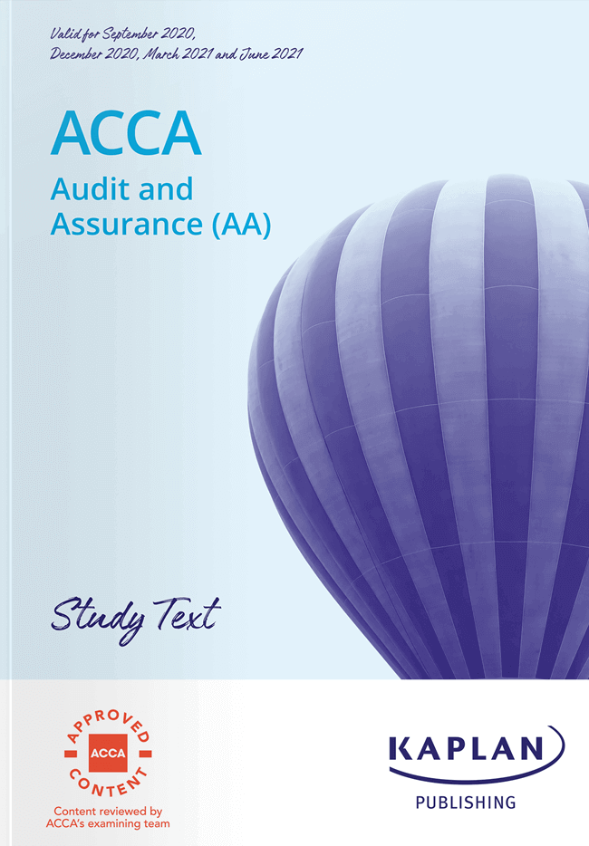 F8 Audit and Assurance (AA)
