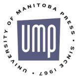University of Manitoba Press